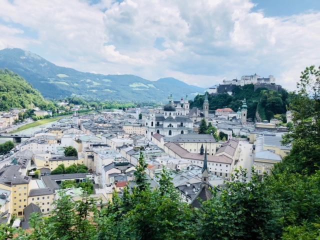 First Time Visit to Salzburg