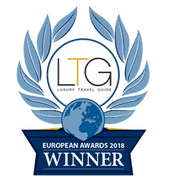 winner of luxury travel guide