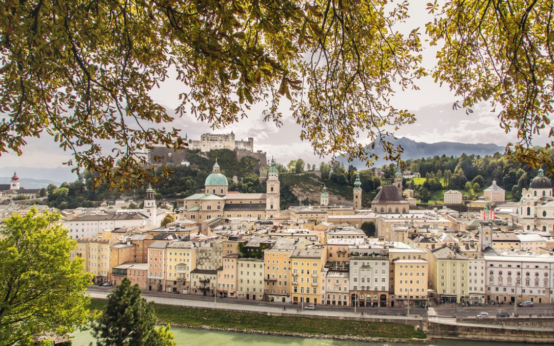 Salzburg 2017: 20 years being part of UNESCO