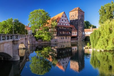 Nuernberg old town