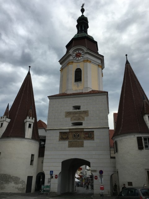 gate of Krems