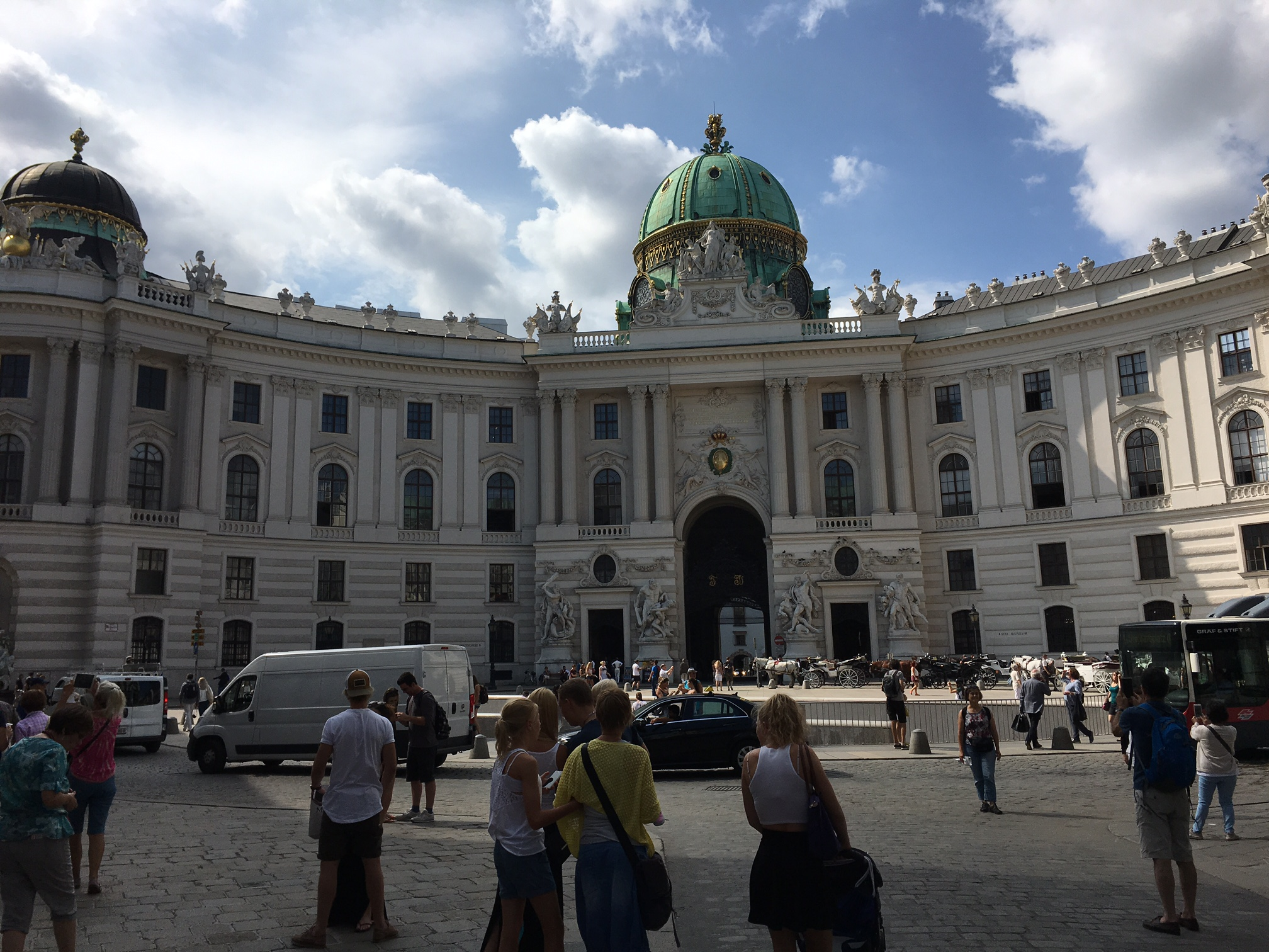 the homburg of Vienna
