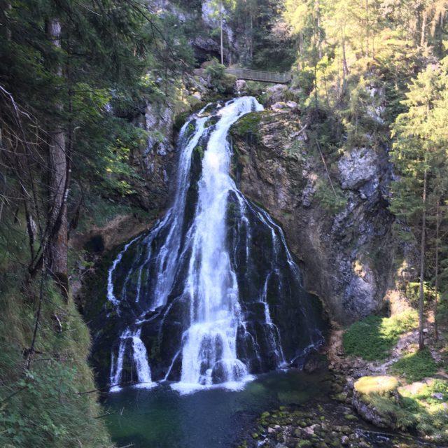 waterfall Golling
