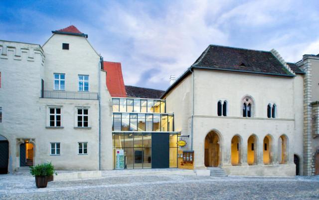 the castle of Krems