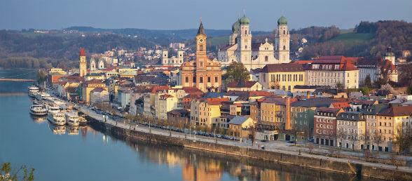 Passau old town