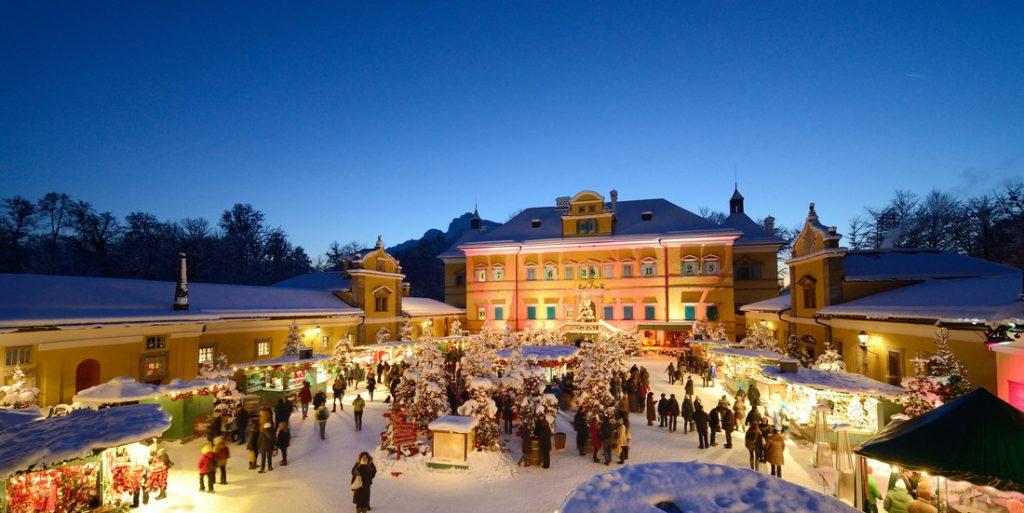 christmas at Hellbrunn