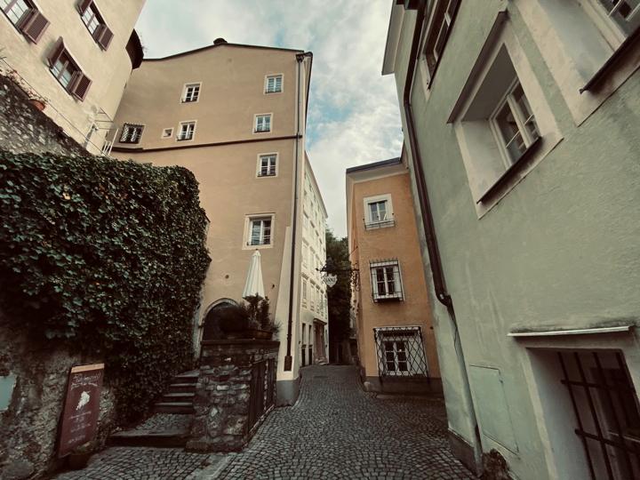 Steingasse Salzburg