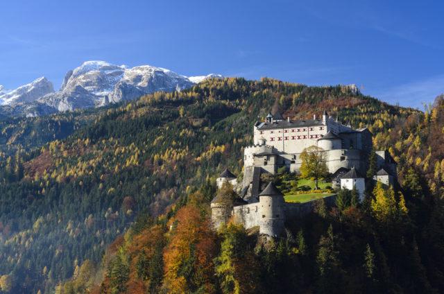 fortress of Werfen
