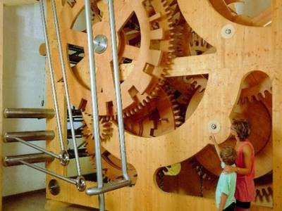 inside the world biggest cuckoo clock