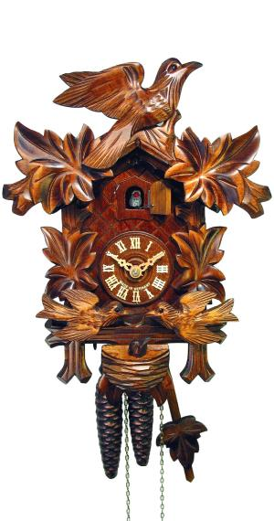 typical German cuckoo clock