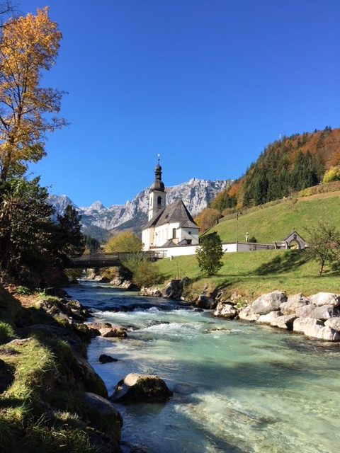 Church of Ramsau