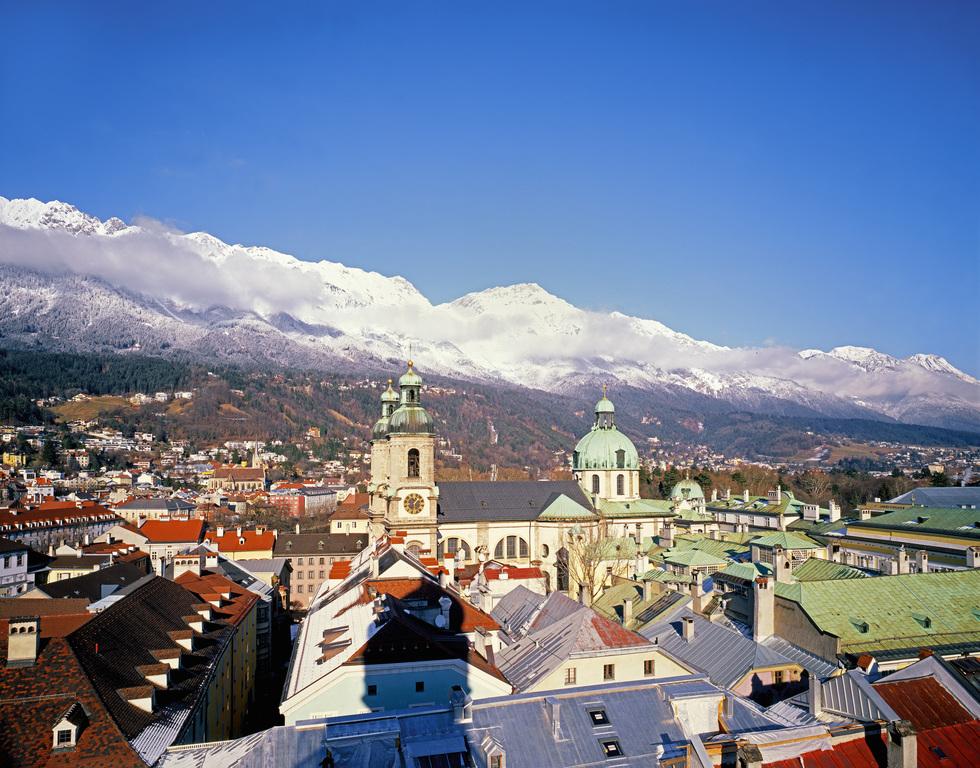 Innsbruck overview