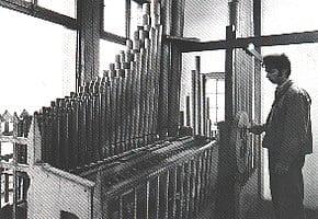 bull organ pipes in Salzburg