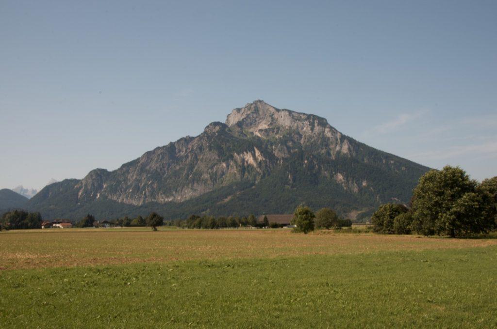 Th Untersberg mountain