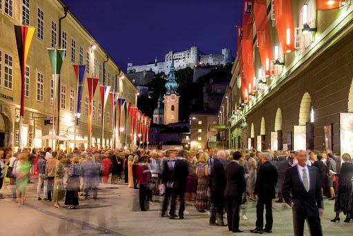Salzburg Easter Festspiele