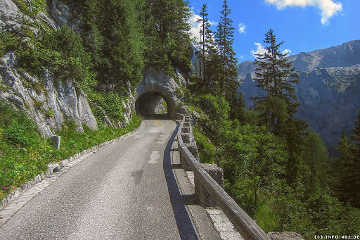 Eagle's nest road