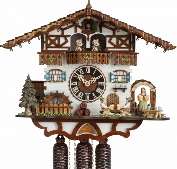 world's biggest cuckoo clock