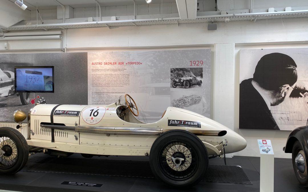 The Ferdinand Porsche Museum – Fahr(T)raum