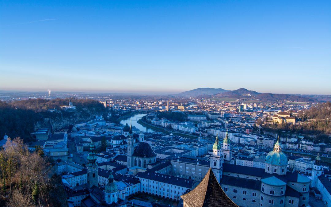 Salzburg dawn